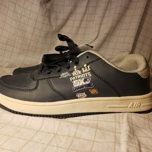 New England Patriots 5x Superbowl Champ sneakers